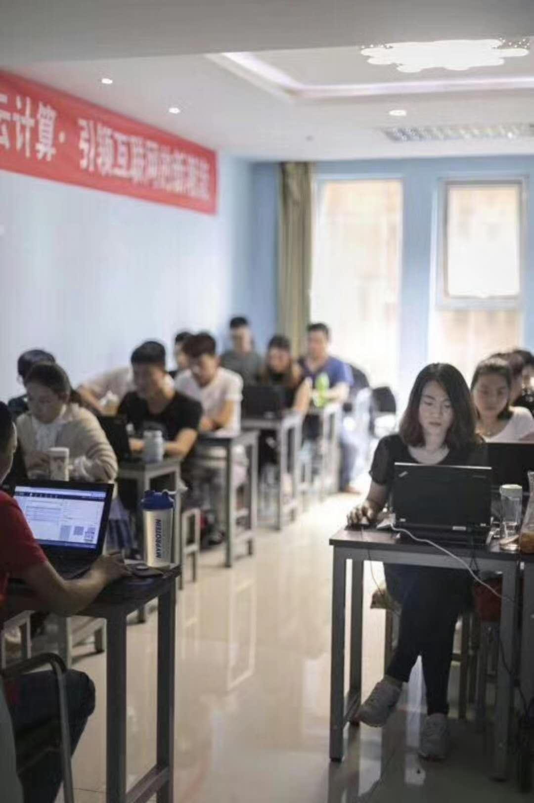 云计算网络工程师13期预科火热报名中